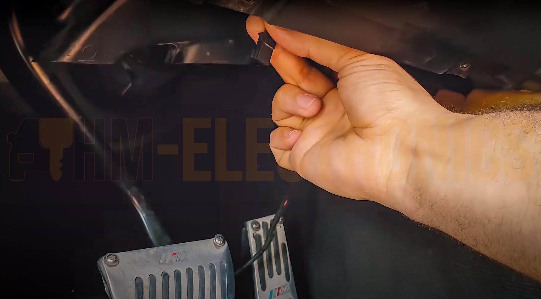 BMW ESL/ELV Emulator - diagnostische stuurslot hulpmiddel
